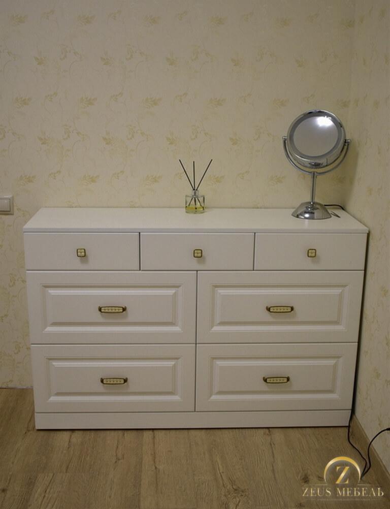 Распашной шкаф и комод на заказ в Архангельске